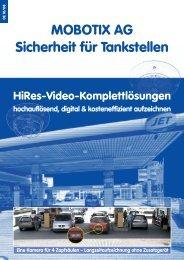 MOBOTIX AG Sicherheit für Tankstellen - IBC Raif GmbH