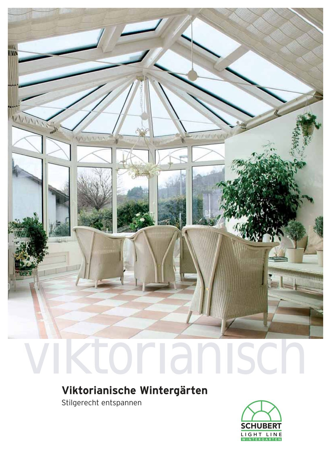 Viktorianische Wintergärten 2 free magazines from schubert wintergarten de