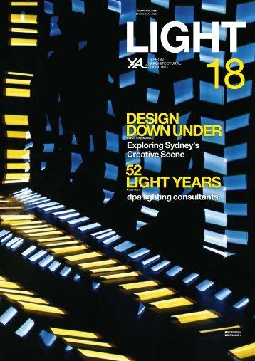 DESIGN DOWN UNDER 52 LIGHT YEARS - Teclux
