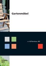 Gartenmöbel - REICHMUTH Wohn
