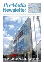 ProMedia Newsletter - Hermann Scherer