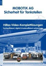 MOBOTIX AG Sicherheit für Tankstellen - HILTTEC, IT