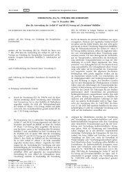 VERORDNUNG (EG) Nr. 1998/2006 DER ... - EUR-Lex - Europa