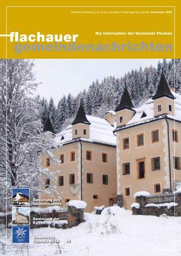 Ausgabe: 2006 (0 bytes) - Flachau - Salzburg.at