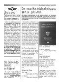 Gemeinde-Nachrichten - Gemeinde Eben - Page 6