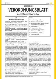 24. Messfeier – liturgische Texte - Katholische Kirche Steiermark