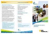 Programm Oppenau 2012-2013 - Evangelische Landeskirche in ...