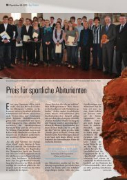 Bericht 1 - Deutsches Pierre de Coubertin Komitee eV