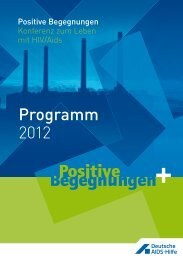 Programmheft_Positive-Begegnungen final.pdf - Deutsche Aids ...