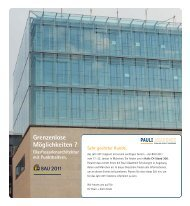 Einladung zur Bau2011 - PDF - Pauli