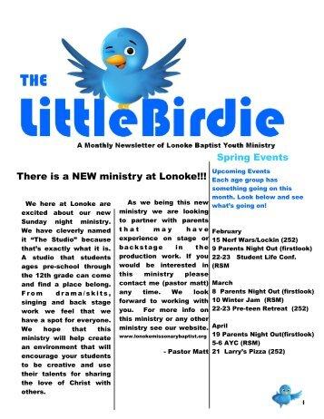 The-Little-Birdie