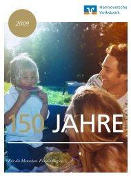 Jahresbericht 2009 (PDF) - Hannoversche Volksbank eG