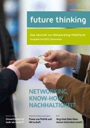 Dezember 2012 future thinking Journal downloaden