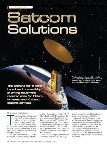 Satcom Solutions - QEST