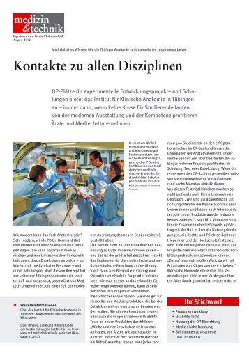 Chirurgica Magazine