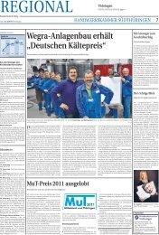 Deutschen Kältepreis - WEGRA Anlagenbau GmbH > STAHLBAU