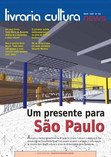 vitrine - Revista da Cultura