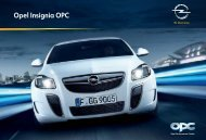 Brochure Insignia OPC - Opel Nederland
