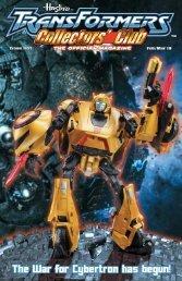 Tm - Transformers Collectors' Club