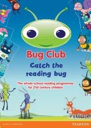 Bug Club - Pearson Global Schools