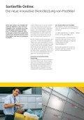 Prozessablauf Sortierfile OnlineLink wird in einem neuen - Die ... - Seite 5