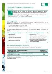 Infoblatt zur Antragstellung - Kommunalkredit Public Consulting
