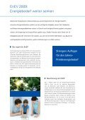 Energieeinsparverordnung (EnEV) 2009 - Stadtwerke Karlsruhe - Seite 2