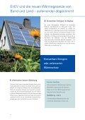 Energieeinsparverordnung (EnEV) 2009 - Stadtwerke Karlsruhe - Seite 6