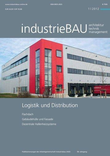 jahresinhaltsverzeichnis 2012 - industrieBAU