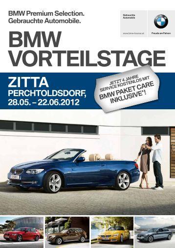 BMW PreMiuM Selection. - Zitta