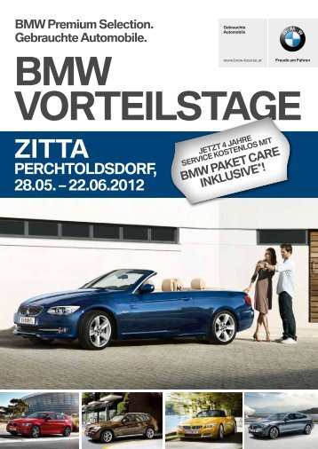 BMW PreMiuM Selection. - Zitta