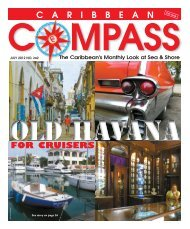 July 2012 - Caribbean Compass