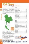 Koh Chang Guide - Page 6