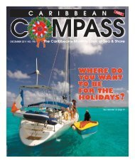 do where do you want you want - Caribbean Compass