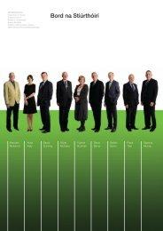 Bord na Stiúrthóirí - Coillte Annual Report 2011