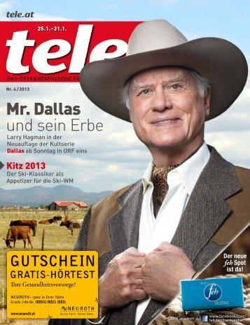 Mr. Dallas und sein Erbe - Tele.at