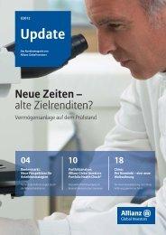 Update - Allianz Global Investors