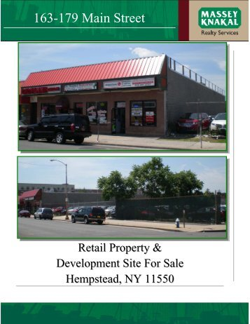 163-179 Main Street Brochure