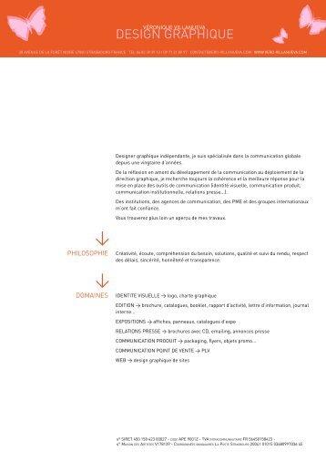 telecharger mon book - Designer graphique
