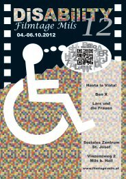 Film - Disability Filmtage Mils