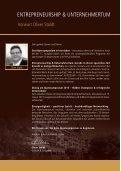 ENTREPRENEURSHIP & UNTERNEHMERTUM - Alpensymposium - Seite 2