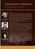 ENTREPRENEURSHIP & UNTERNEHMERTUM - Alpensymposium - Seite 3