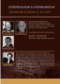 ENTREPRENEURSHIP & UNTERNEHMERTUM - Alpensymposium - Seite 5