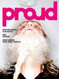 PROUD PHOTO BOOTH BY OLIVER RATH ... - Proud magazine