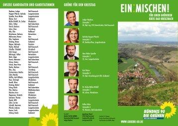 ein MisCHen! - Gruene Bad Sobernheim