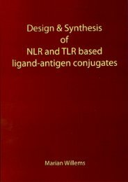 Design & Synthesis of NLR and TLR based - TI Pharma