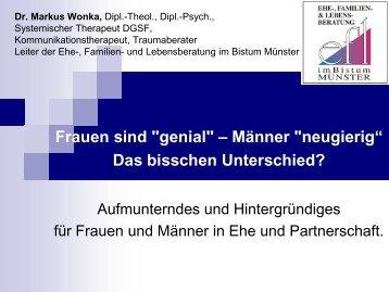 Dr. Markus Wonka - FORUM ST. PETER in Oldenburg