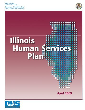 Illinois Human Services Plan State Fiscal Years 2008 - 2010