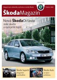 Škoda Magazín - Skoda
