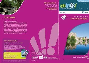 Circuits OH LA L.A. - Vacances en Loire-Atlantique